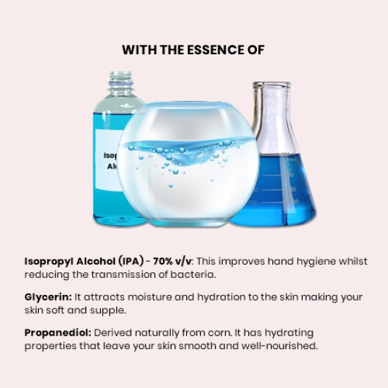 Aromaz Soothing Hand Sanitizer